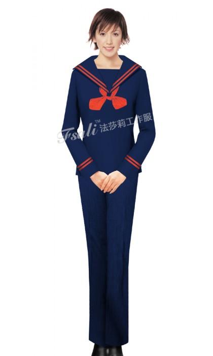 新款海军制服