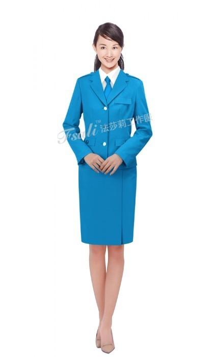 航空工作服裙装定制