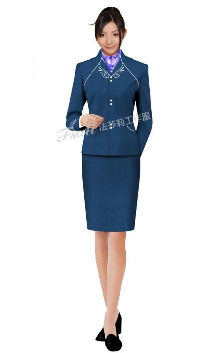 航空工作服裙装款式