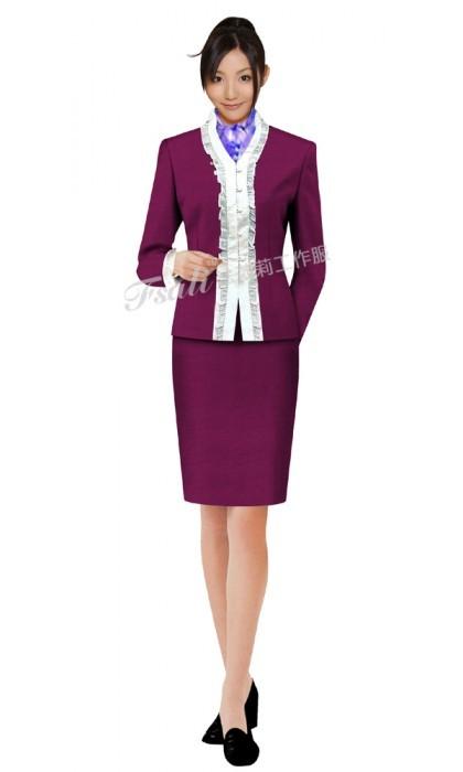 定做航空工作服裙装