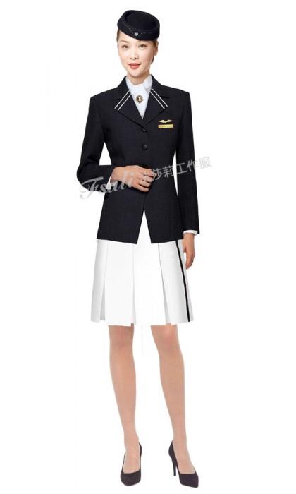 航空工作服裙装图片