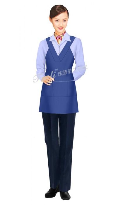 女士铁路服款式