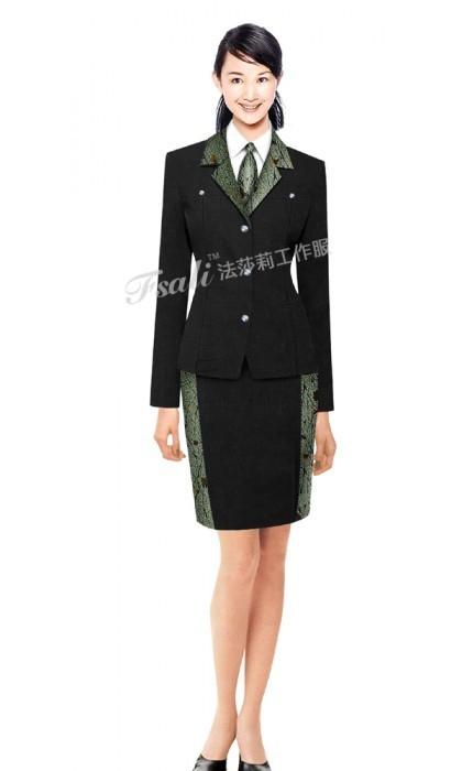 酒店工作服前厅制服