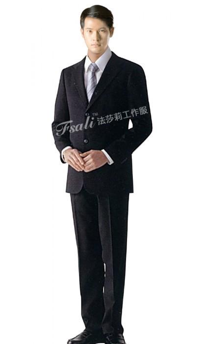 时尚新款西餐厅领班服装