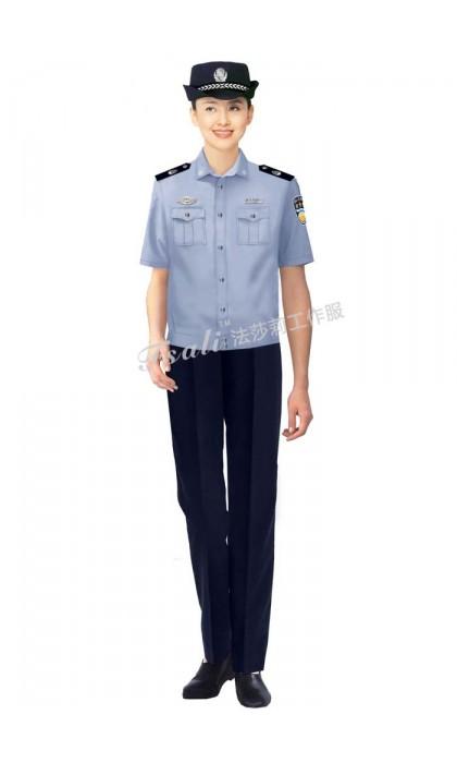 保安夏装短袖