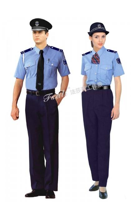 保安制服短袖