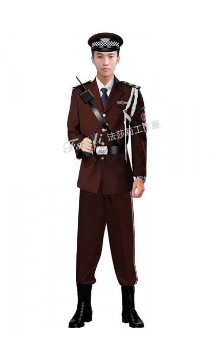协警保安制服