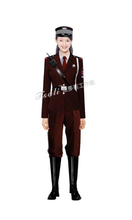 小区保安制服