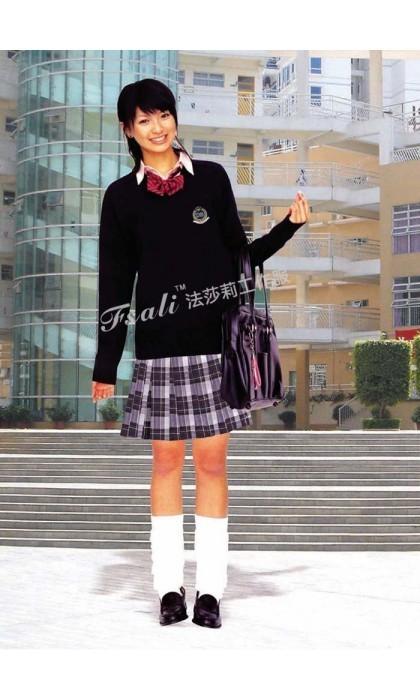 初高中学生服装定做