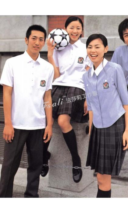 初高中学生服装搭配