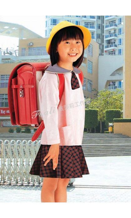 便宜小学学生服装图片