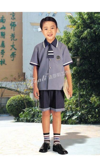 定做小学学生制服