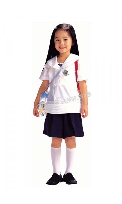 小学学生制服款式