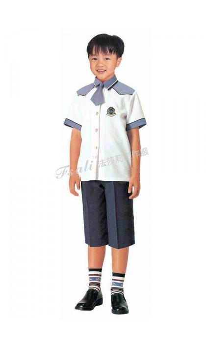 小学学生制服图片