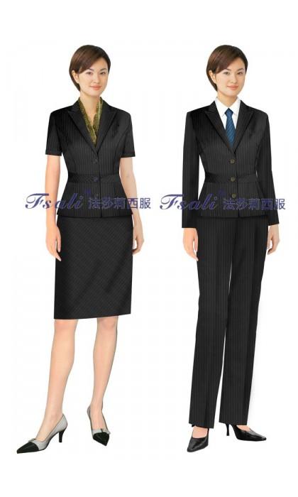 女式套装图片