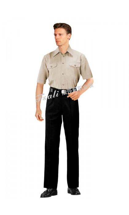 公交短袖制服款式