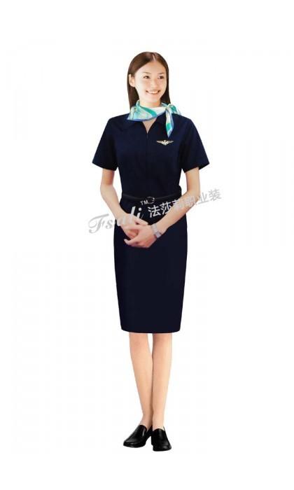 新款航空短袖制服