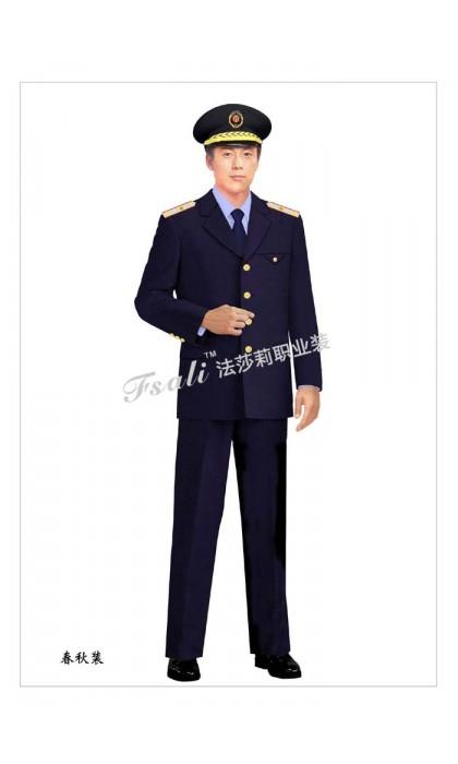 执法西服装款式
