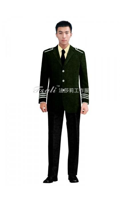 公交大衣制服