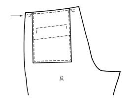 男西裤缝制工艺5