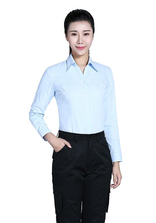 女时尚衬衫