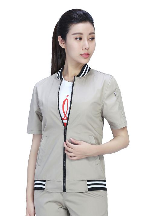 工程服短袖款图片1