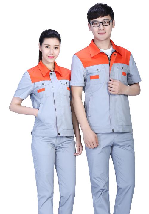 企业工服1