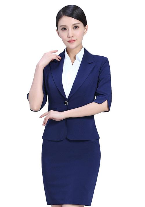时尚职业套装2