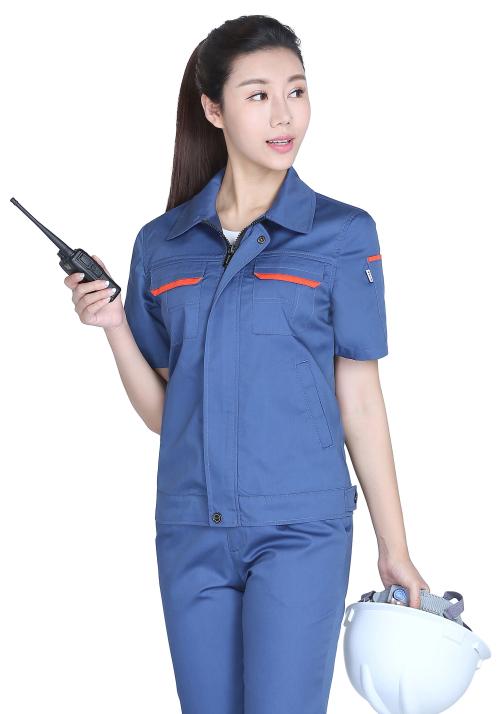 北京定制工厂制造工作服之牛仔服工作服会出现在那些行业