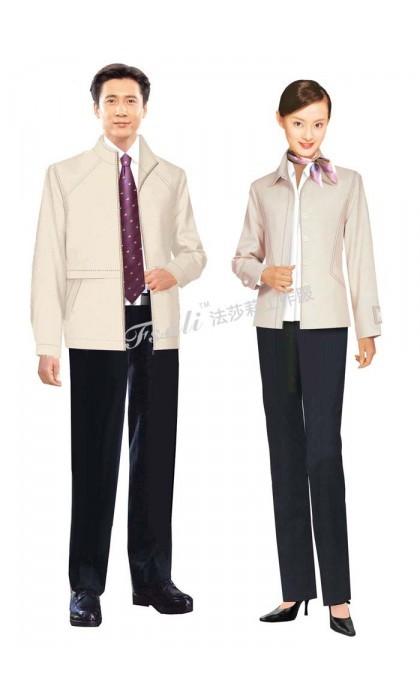 北京定制时尚秋冬女装之冬装工作服面料选择法