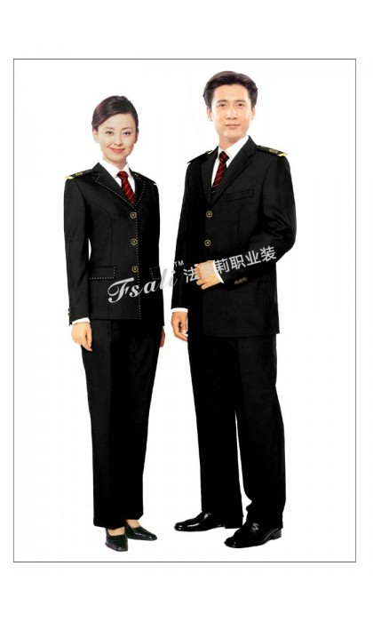 北京定制国家执法工作服之管理人员工作服原则