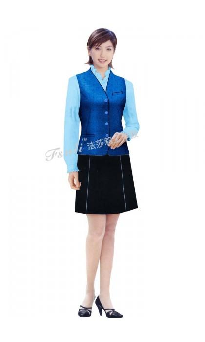 北京定制桑拿服务员工作服之不是所有工作服都叫做多功能工作服