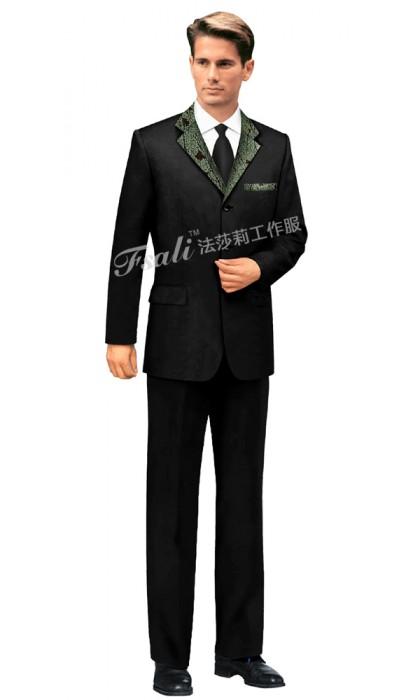 北京定做工作服时不可忽视的高星级酒店制服专业设计性