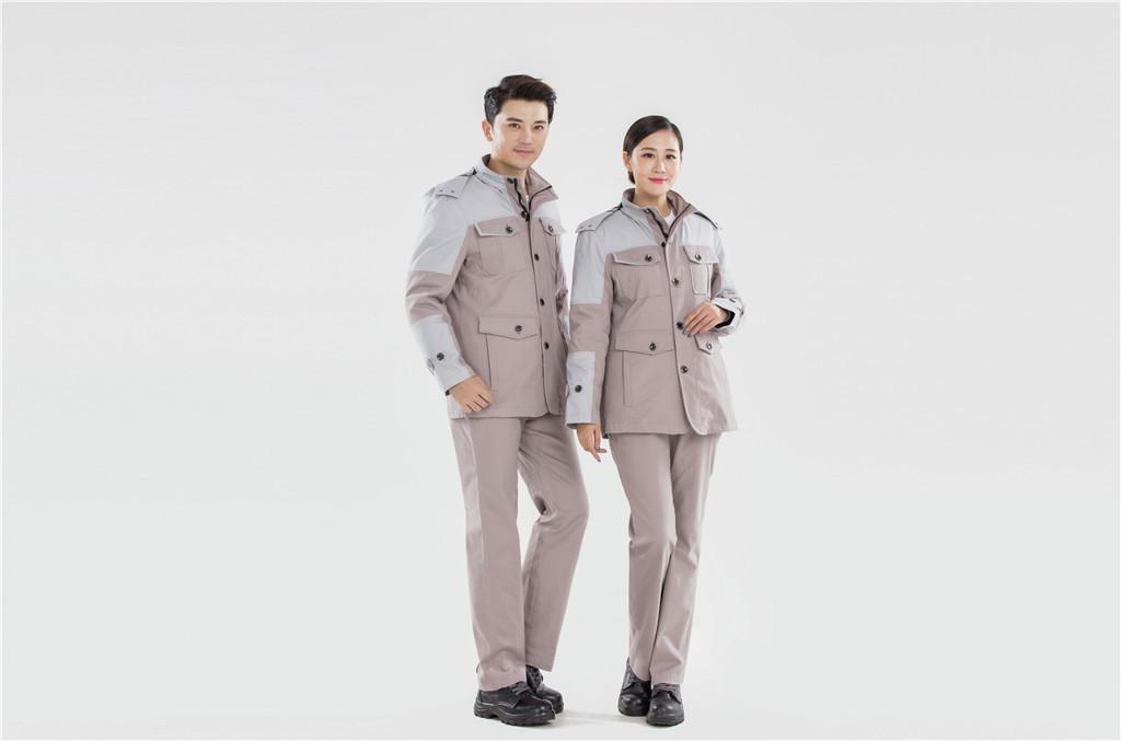 北京加厚工作服 冬季搭配指南