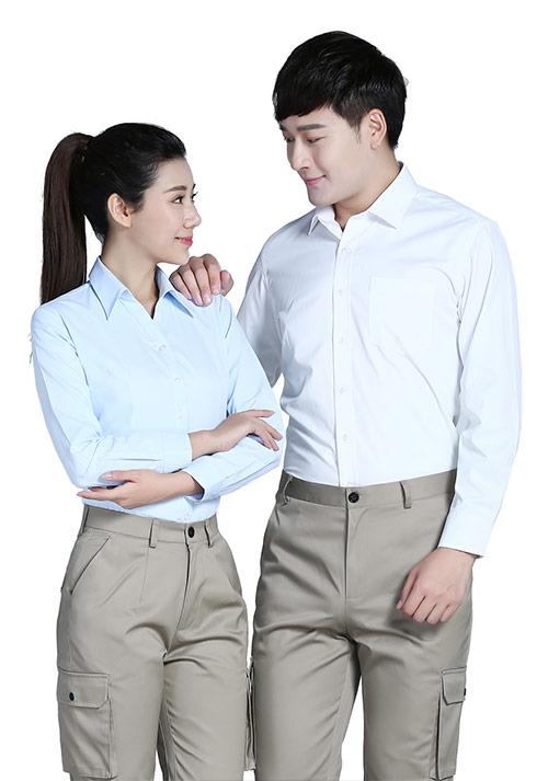 北京定做女士休闲职业装之工作服刺绣与丝印的区别