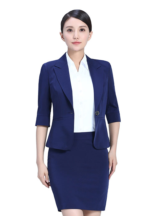 如何判定北京白领职业装的质量