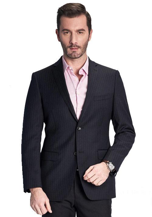 北京男西装定制应该选择什么样的领型?