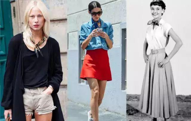 不同身材服装搭配,做不同美女