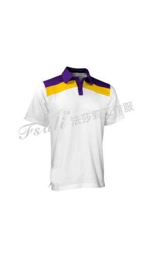北京夏天POLO衫定制选择哪种材质的好