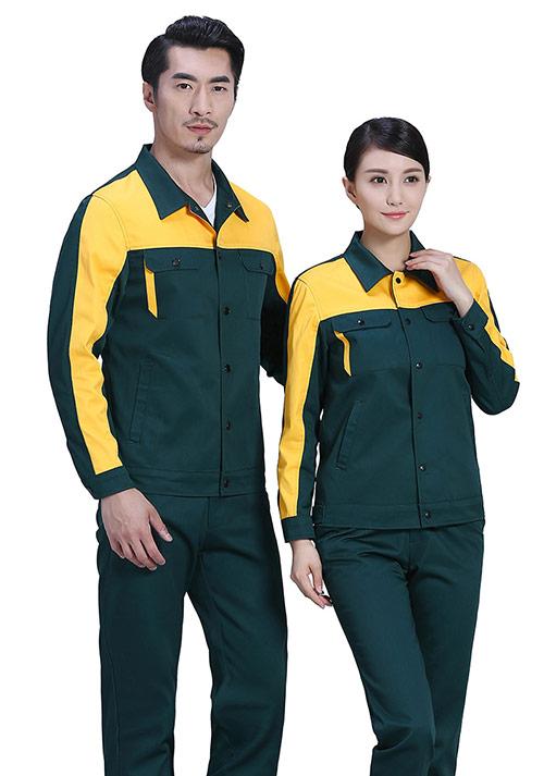 连体工作服与一般工作服有什么区别?【资讯】