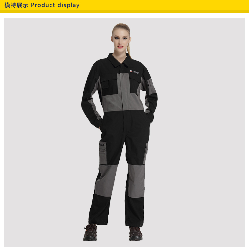 连体服 连体服装工人专用